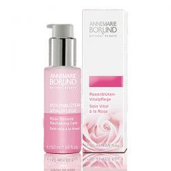 AnneMarie Borlind, Natural Beauty, Revitalizing Care, Rose Blossom, 1.69 fl oz (50 ml) Biografie, wspomnienia