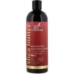 Artnaturals, Shea Butter, Avocado & Lychee Conditioner, Moisturizing Silk, For Dry Hair, 16 fl oz (473 ml) Biografie, wspomnienia