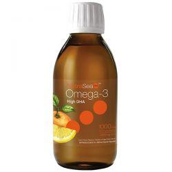 Ascenta, NutraSea, High DHA Omega-3, Juicy Citrus Flavor, 6.8 fl oz (200 ml) Pozostałe