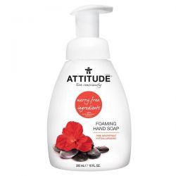 ATTITUDE, Foaming Hand Soap, Pink Grapefruit, 10 fl oz (295 ml) Biografie, wspomnienia