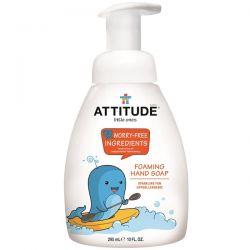 ATTITUDE, Little Ones, Foaming Hand Soap, 10 fl oz (295 ml) Biografie, wspomnienia