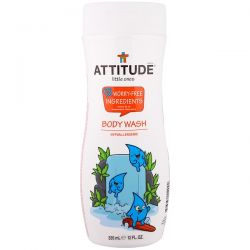 ATTITUDE, Little Ones, Body Wash, 12 fl oz (355 ml) Biografie, wspomnienia