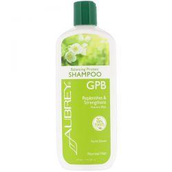Aubrey Organics, GPB, Balancing Protein Shampoo, Normal Hair, Vanilla Balsam, 11 fl oz (325 ml) Biografie, wspomnienia