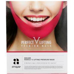 Avajar, Perfect V Lifting Premium Mask, 1 Mask
