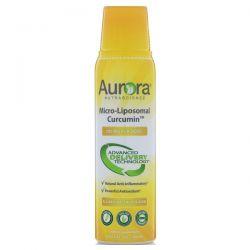 Aurora Nutrascience, Micro-Liposomal Curcumin, All-Natural Fruit Flavor, 200 mg, 5.4 fl oz (160 ml) Biografie, wspomnienia
