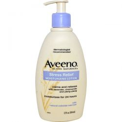 Aveeno, Active Naturals, Stress Relief Moisturizing Lotion, 12 fl oz (354 ml) Pozostałe