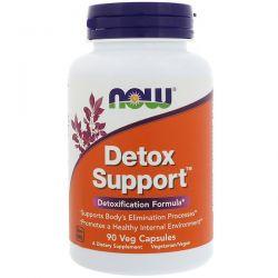 Now Foods, Detox Support, 90 Veg Capsules Biografie, wspomnienia