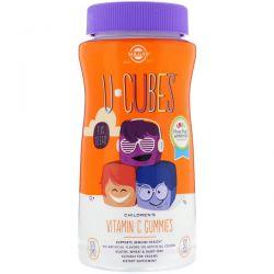 Solgar, U-Cubes, Children's Vitamin C Gummies, Orange & Strawberry, 90 Gummies Biografie, wspomnienia