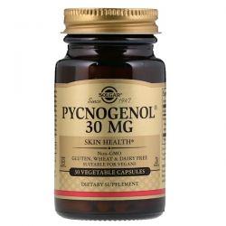 Solgar, Pycnogenol, 30 mg, 30 Vegetable Capsules Biografie, wspomnienia