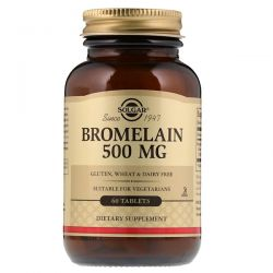 Solgar, Bromelain, 500 mg, 60 Tablets Biografie, wspomnienia