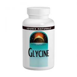 Source Naturals, Glycine, 500 mg, 200 Capsules Biografie, wspomnienia