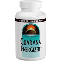 Source Naturals, Guarana Energizer, 900 mg, 200 Tablets Biografie, wspomnienia