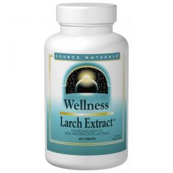 Source Naturals, Wellness, Larch Extract, 60 Tablets Pozostałe