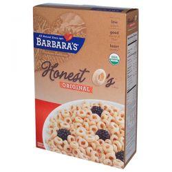 Barbara's Bakery, Honest O's Cereal, Original, 8 oz (227 g) Biografie, wspomnienia