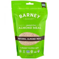 Barney Butter, Almond Meal, Natural Almond Meal, 13 oz (368 g) Biografie, wspomnienia