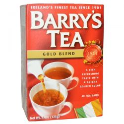 Barry's Tea, Gold Blend, 40 Tea Bags