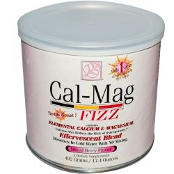 Baywood, Cal-Mag Fizz, Mixed Berry Flavor, 17.4 oz (492 g) Pozostałe