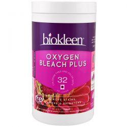 Bio Kleen, Oxygen Bleach Plus, 32 oz (907 g) Pozostałe