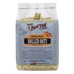 Bob's Red Mill, Extra Thick Rolled Oats, 32 oz (907 g) Biografie, wspomnienia