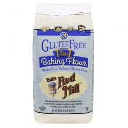 Bob's Red Mill, 1 to 1 Baking Flour, 22 oz (623 g) Biografie, wspomnienia