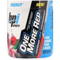 BPI Sports, One More Rep, Raspberry Tea, 8.8 oz (250 g) Biografie, wspomnienia
