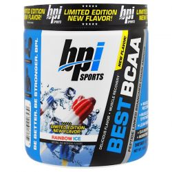 BPI Sports, Best BCAA, Limited Edition, Rainbow Ice, 10.58 oz (300 g) Biografie, wspomnienia