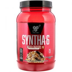 BSN, Syntha-6, Cold Stone Creamery, Germanchokolatekake, 2.59 lb (1.17 kg) Biografie, wspomnienia