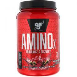 BSN, AminoX, Endurance & Recovery Agent, Non-Caffeinated, Watermelon, 2.24 lb (1.02 kg) Biografie, wspomnienia