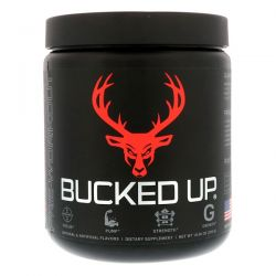 Bucked Up, Pre-Workout, Blood Raz, 10.56 oz (299 g) Biografie, wspomnienia