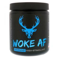 Bucked Up, Woke AF, Pre-Workout, Blue Raz, 12.61 oz (357.6 g) Pozostałe