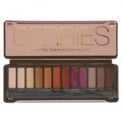 BYS, Berries, Eyeshadow Palette, 12 g