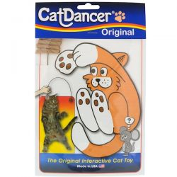 Cat Dancer, The Original Interactive Cat Toy, 1 Cat Dancer