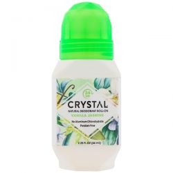 Crystal Body Deodorant, Natural Deodorant Roll-On, Vanilla Jasmine, 2.25 fl oz (66 ml) Biografie, wspomnienia