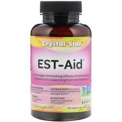 Crystal Star, EST-Aid, 90 Vegetarian Capsules Biografie, wspomnienia