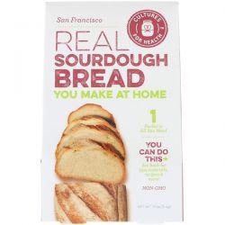 Cultures for Health, Real Sourdough Bread, San Francisco, 1 Packet, .19 oz (5.4 g) Zdrowie i Uroda