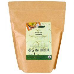 Davidson's Tea, Organic, Earl Grey Lavender Tea, 1 lb Pozostałe