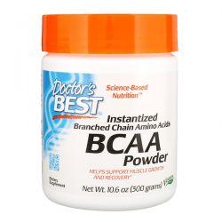 Doctor's Best, Instantized BCAA Powder, 10.6 oz (300 g) Biografie, wspomnienia