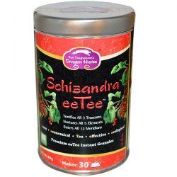Dragon Herbs, Schizandra eeTee, Premium eeTee Instant Granules, 2.1 oz (60 g) Biografie, wspomnienia