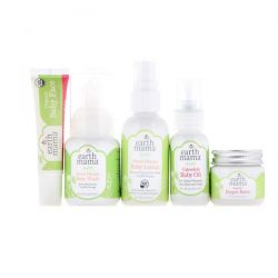 Earth Mama, A Little Something for Baby, 5 Piece Set Biografie, wspomnienia
