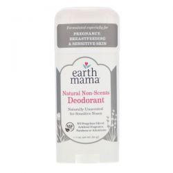 Earth Mama, Deodorant, Natural Non-Scents, 3 oz (85 g) Biografie, wspomnienia