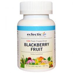Eclectic Institute, Blackberry Fruit, 480 mg, 90 Non-GMO Veggie Caps Biografie, wspomnienia
