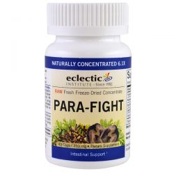 Eclectic Institute, Para-Fight, Intestinal Support, 350 mg, 45 Caps Zdrowie i Uroda