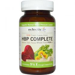 Eclectic Institute, HBP Complete, Whole Food POWder, 3.2 oz (90 g) Zdrowie i Uroda