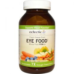 Eclectic Institute, Eye Food, Whole Food POWder, 4.9 oz (138 g) Zdrowie i Uroda