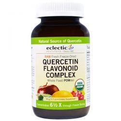 Eclectic Institute, Quercetin Flavonoid Complex, Whole Food POWder, 3.2 oz (90 g) Zdrowie i Uroda