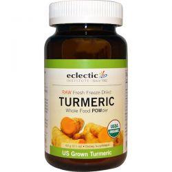 Eclectic Institute, Turmeric, Whole Food POWder, 2.1 oz (60 g) Zdrowie i Uroda
