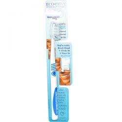 Eco-Dent, TerrAdent med5, Adult 31, Soft, 1 Toothbrush, 1 Spare Brush Head