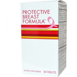 Enzymatic Therapy, Protective Breast Formula, 60 Tablets