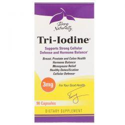 EuroPharma, Terry Naturally, Tri-Iodine, 3 mg, 90 Capsules Biografie, wspomnienia