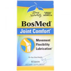 EuroPharma, Terry Naturally, BosMed, Joint Comfort, 60 Capsules Biografie, wspomnienia